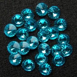 Риволи голубые 10х10