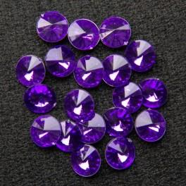 Риволи фиолетовые 10х10